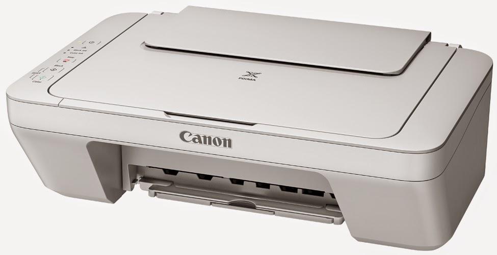 Cara Reseter Canon Pixma MG2570 Error 5B00