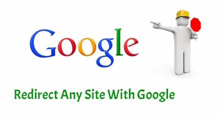 Redirect Any Website Using Google Url
