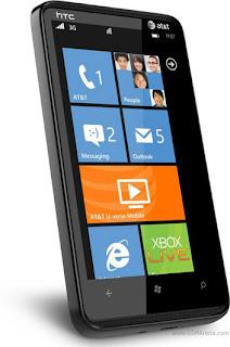 HTC HD7S-9 wp7