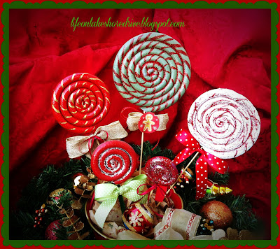 "alt=""DIY Christmas Lollipop Ornaments Tutorial"""
