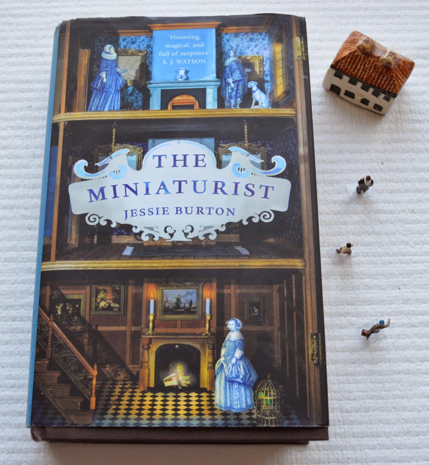 The Miniaturist, Jessie Burton, book review, Holland, blog, literature, book cover, sugar trade, Nella Oortman, Johannes, gay, historical fiction, Dutch East India Company, slavery