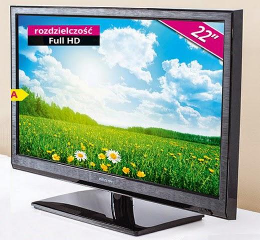 Telewizor Manta LED2205 z Biedronki 2014