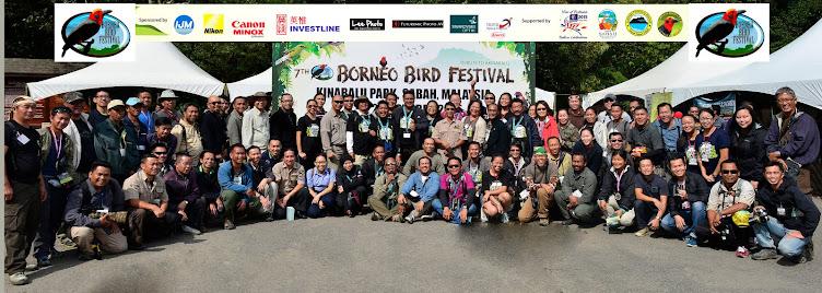 Sandakan Borneo Bird Club, Sabah, Malaysia