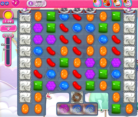 Candy Crush Saga 433