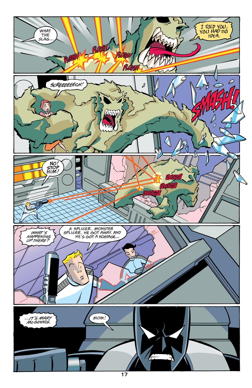 Batman Beyond [II] Issue #24 #24 - English 18
