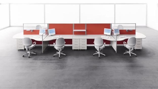 Disenho y muebles muebles de oficina modulares for Modulos para oficina