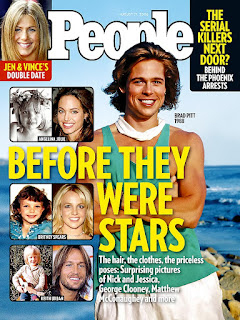 People Magazine - Before They Were Stars