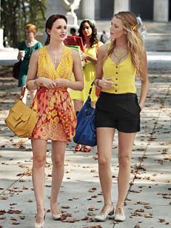 Gossip Girl Season 4 Fashion