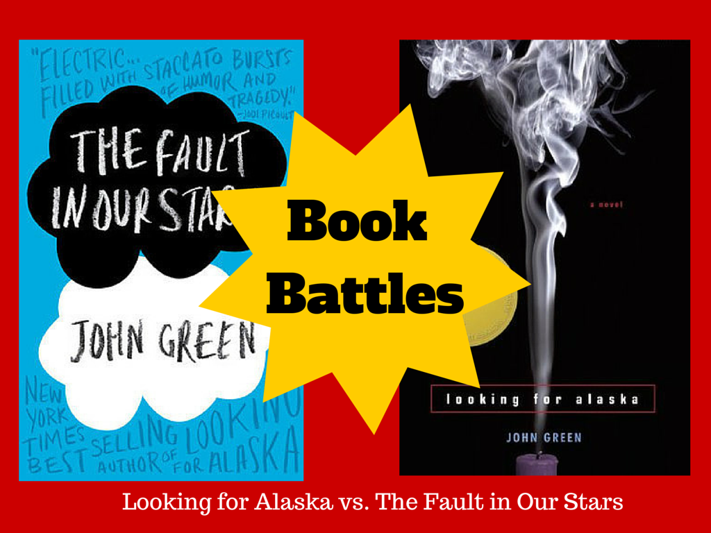 a comparison of the fault in our stars and looking for alaska by john green When it comes to ya authors, there might not be one who is quite so quotable as john green from the fault in our stars ( i fell in love the way you fall asleep: slowly, and then all at once) to paper towns (the town was paper, but the memories were not) to looking for.