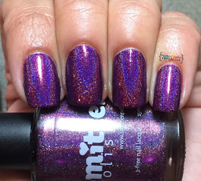 Smitten Polish Something Wicked This Way Plums