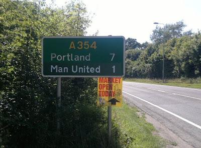 Portland 7 Man United 1