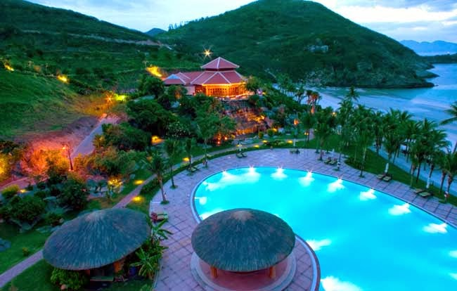 tourism resort: