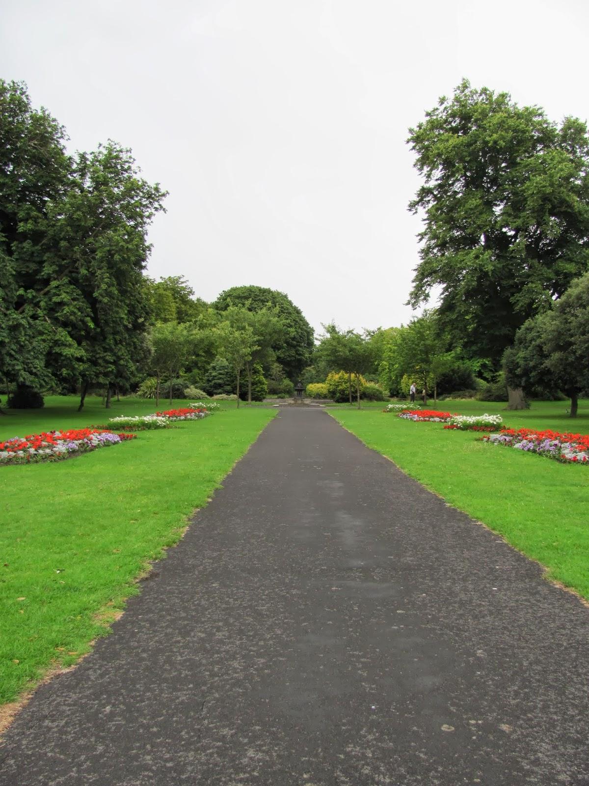 Herbert Park Gardens Dublin