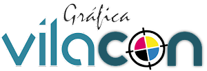 Gráfica VilaCON logo
