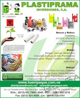 INVERSIONES PLASTIPRAMA, C.A. en Paginas Amarillas tu guia Comercial
