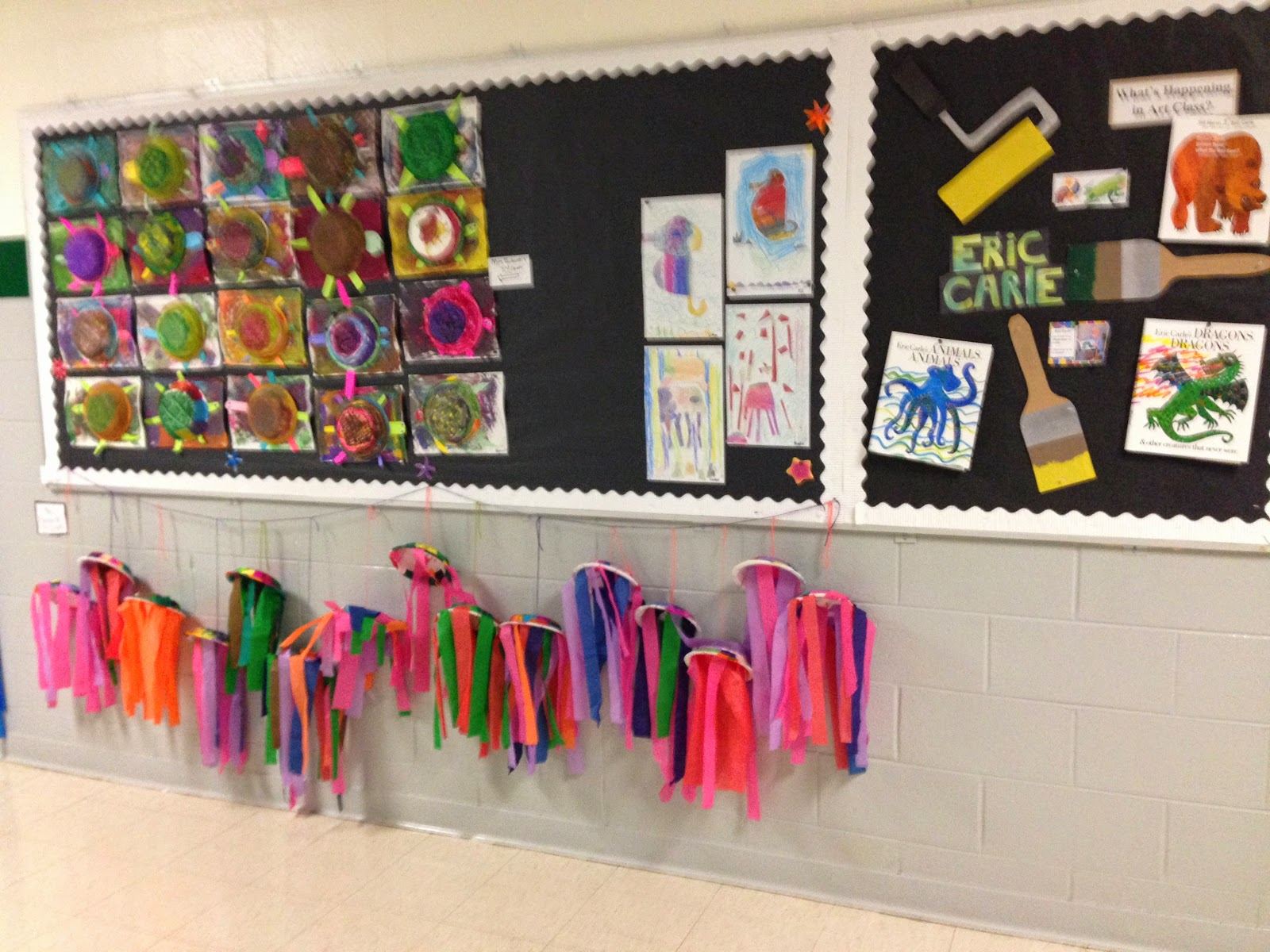 Art from Chaos: Walter Hill's Eric Carle Show - photo#39
