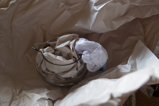 セカイモンの梱包