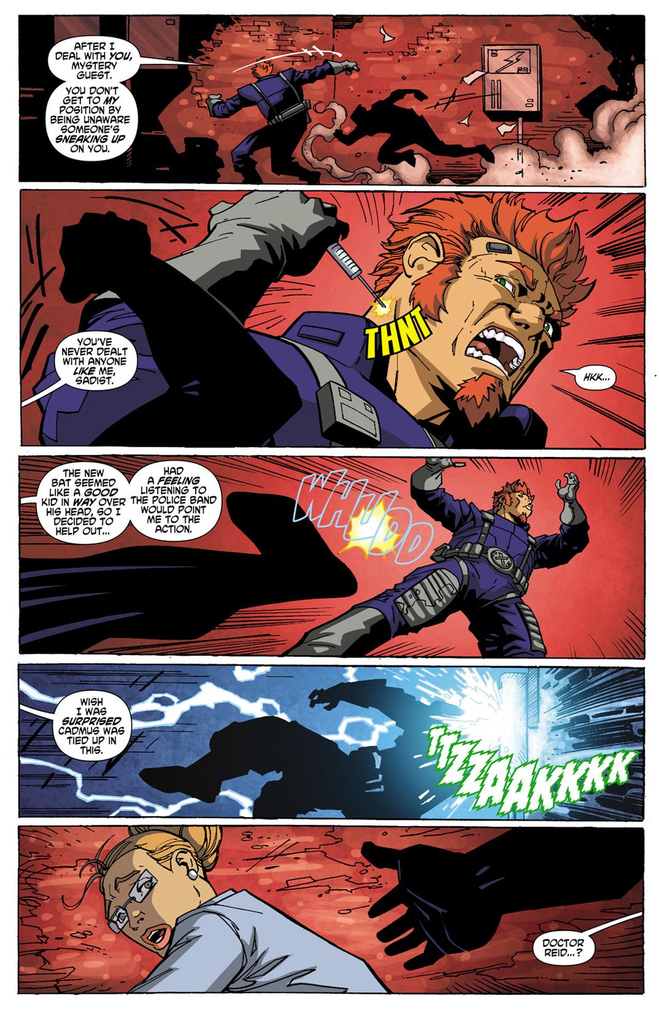 Batman Beyond (2010) Issue #5 #5 - English 11