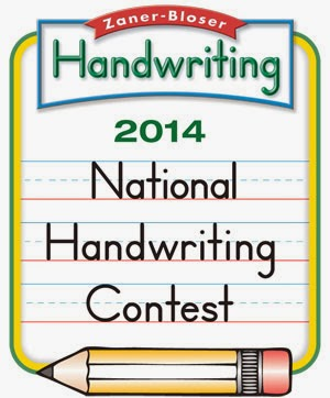 Handwriting Contest