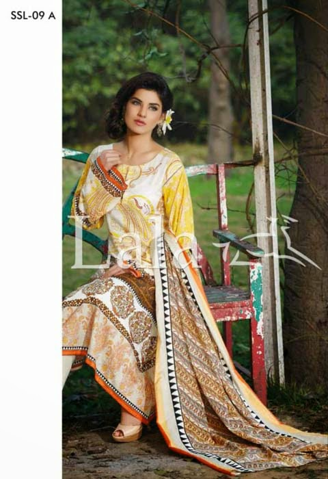 sana samia spring lawn collection by lala 6