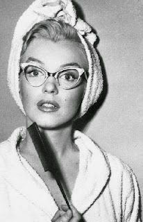 Bathrobe Favorites: Marilyn