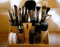 Organizador para Maquillaje paso a paso