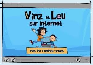 Vinz et Lou  Internet sans crainte