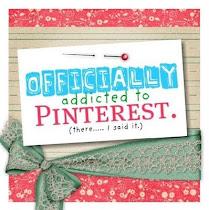 I'm a Pinterest addict ;)