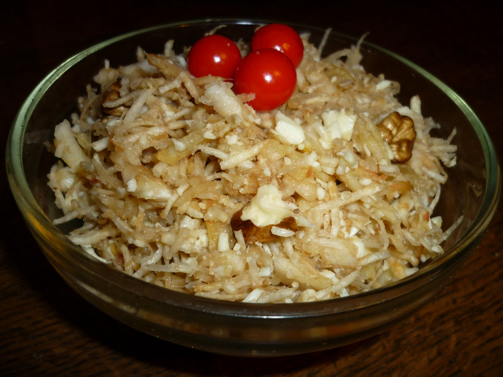Salate de cruditati cu telina