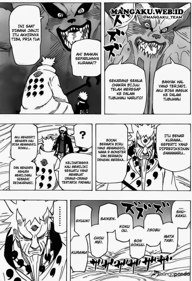Komik Naruto 671 Bahasa Indonesia