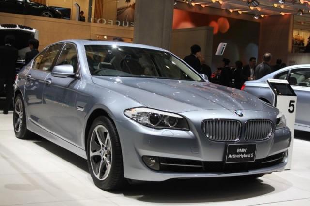 BMW Hybrid 2012
