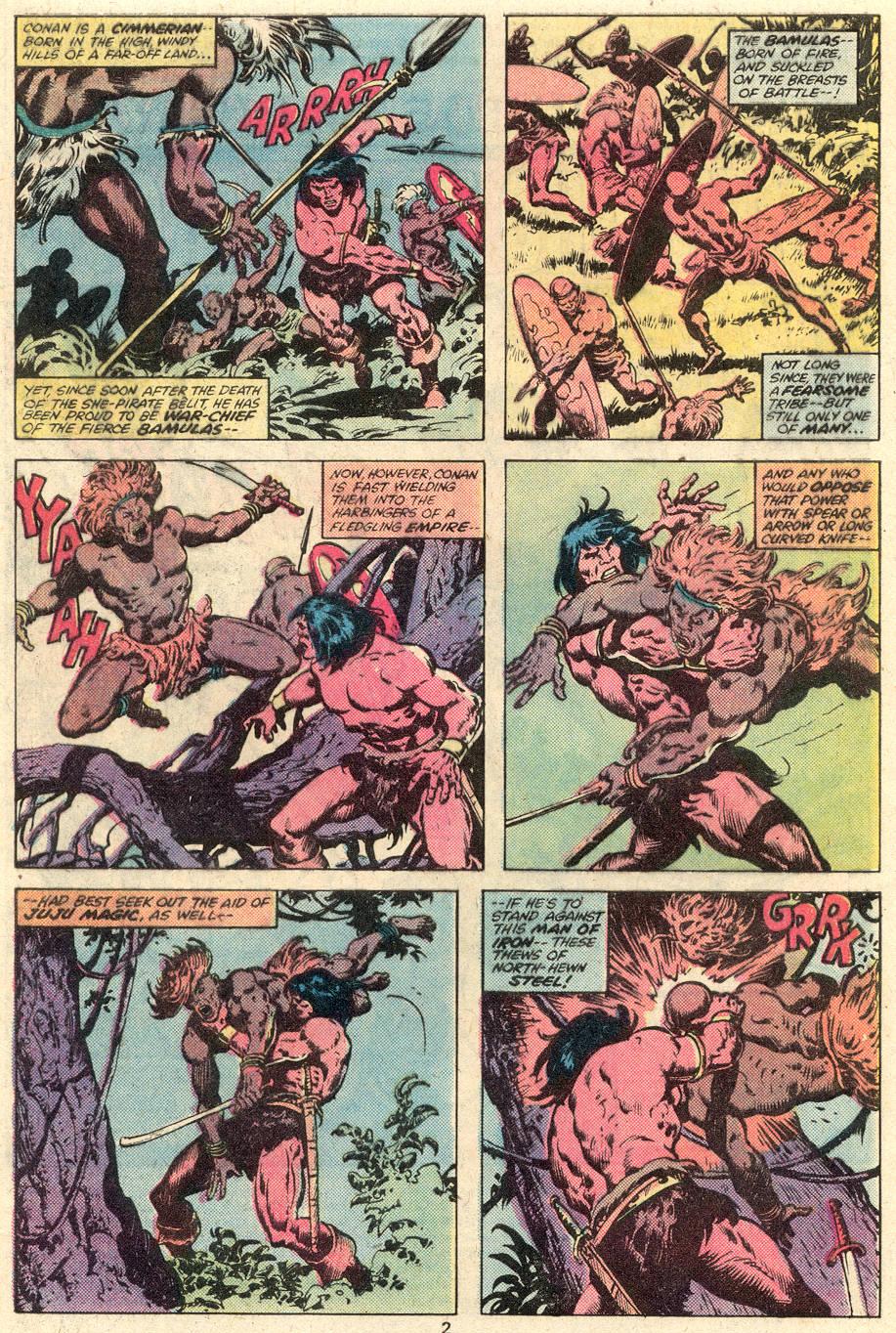 Conan the Barbarian (1970) Issue #102 #114 - English 3