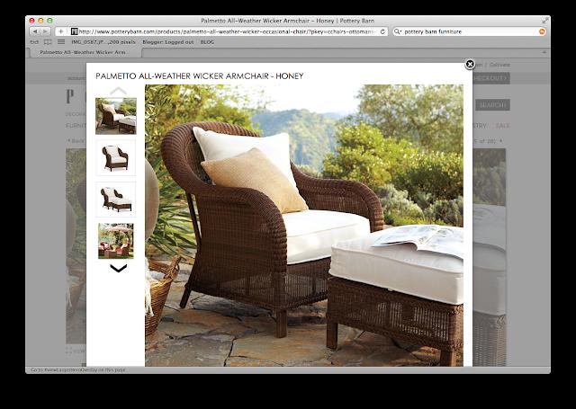 Mauna Lani Furniture Pottery Barn Outdoor Furniture