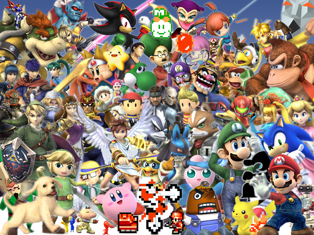 smash wallpaper - photo #28
