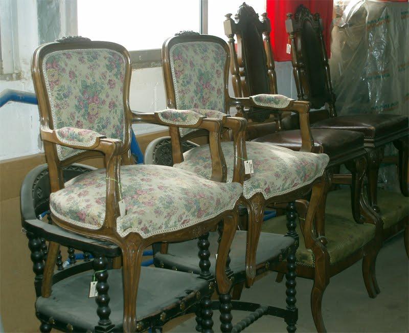 Restauraci n de muebles en zaragoza muebles cansado - Sillones para restaurar ...