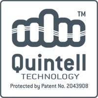 With Quintell™ Technology