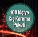 100 Kişiye Araç Koruma Seti Hediye