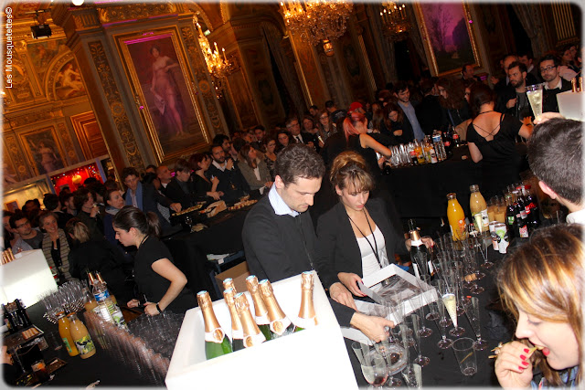 Golden Blog Awards 2015 Paris - Hôtel de Ville - Les Mousquetettes©