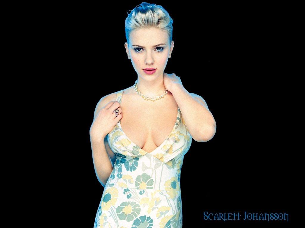 Scarlett Johansson Specials