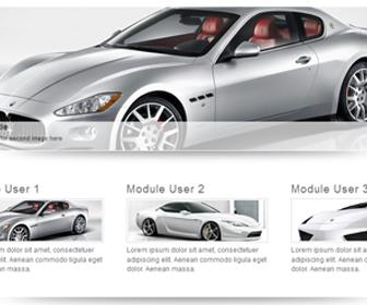 free Joomla cars themes