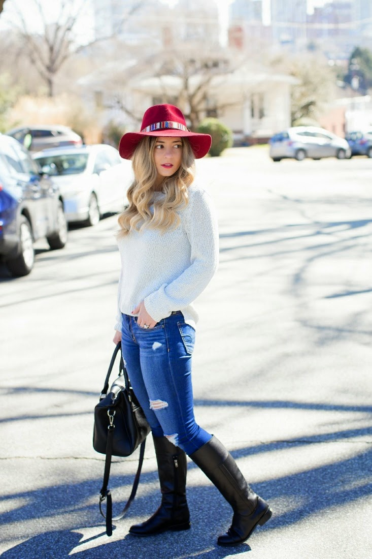 Raleigh Fashion Style Blogger