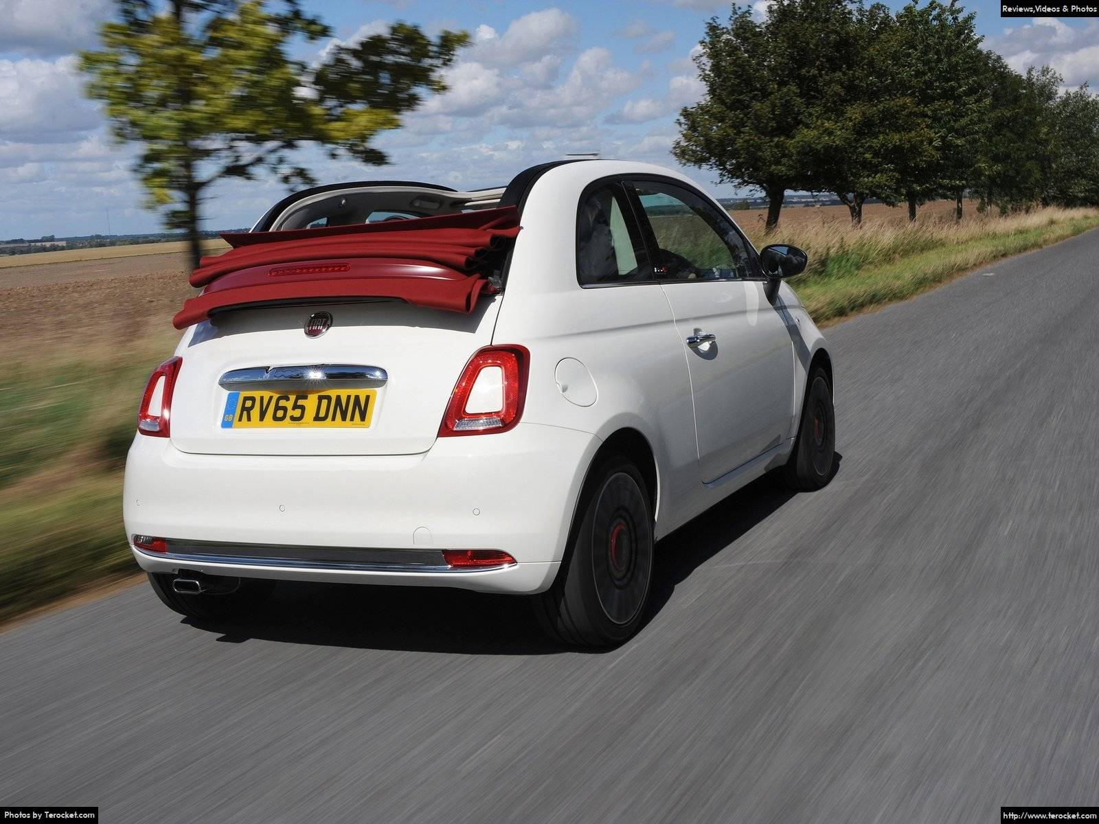 Hình ảnh xe ô tô Fiat 500 2016 & nội ngoại thất