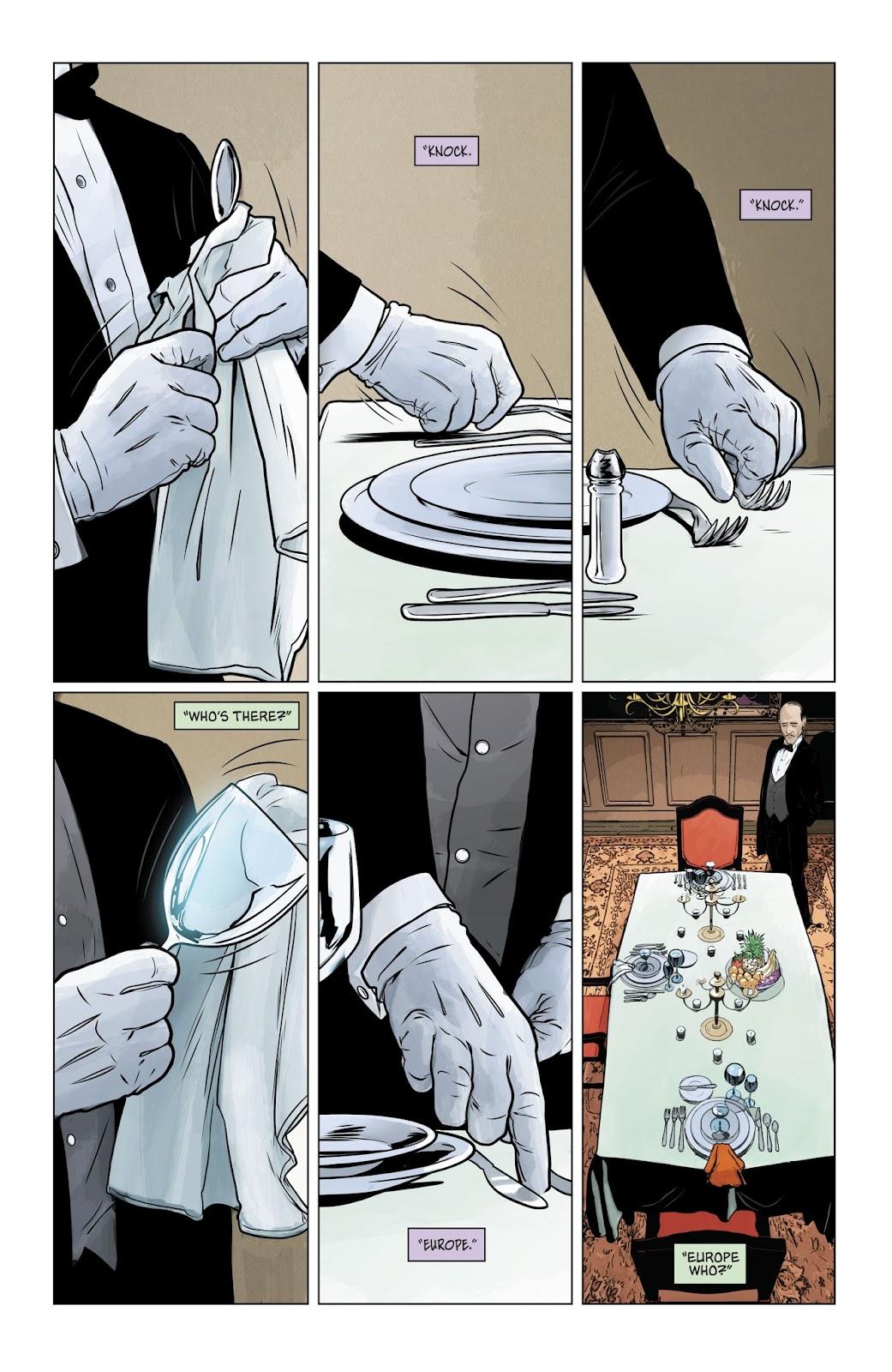 Read online Batman (2016) comic -  Issue #29 - 4