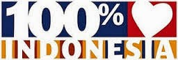 100% cinta idonesia