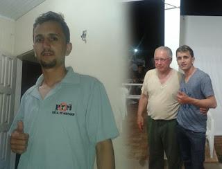 Augusto Liberal e Mario Gazin
