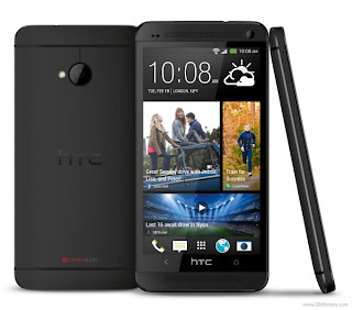 HTC One official photos