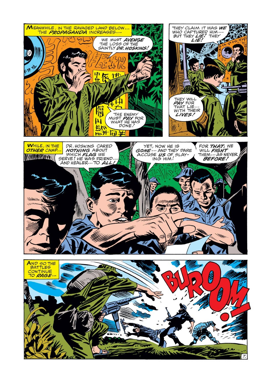 Captain America (1968) Issue #125 #39 - English 8