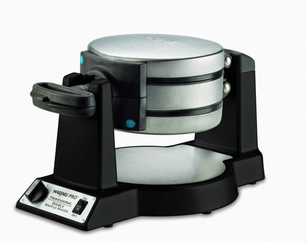 Waring Pro WWM 1200 SA Professional Double Belgian Waffle Maker reviews