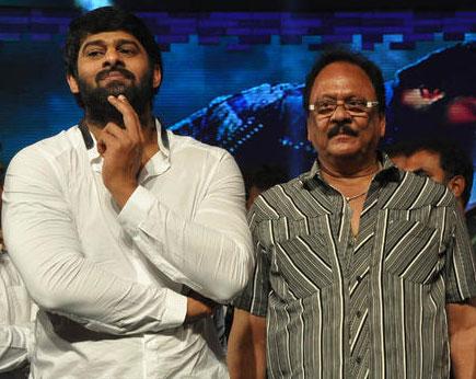 Krishnam Raju to Direct Prabhas Upcoming Film 'Okka Adugu'