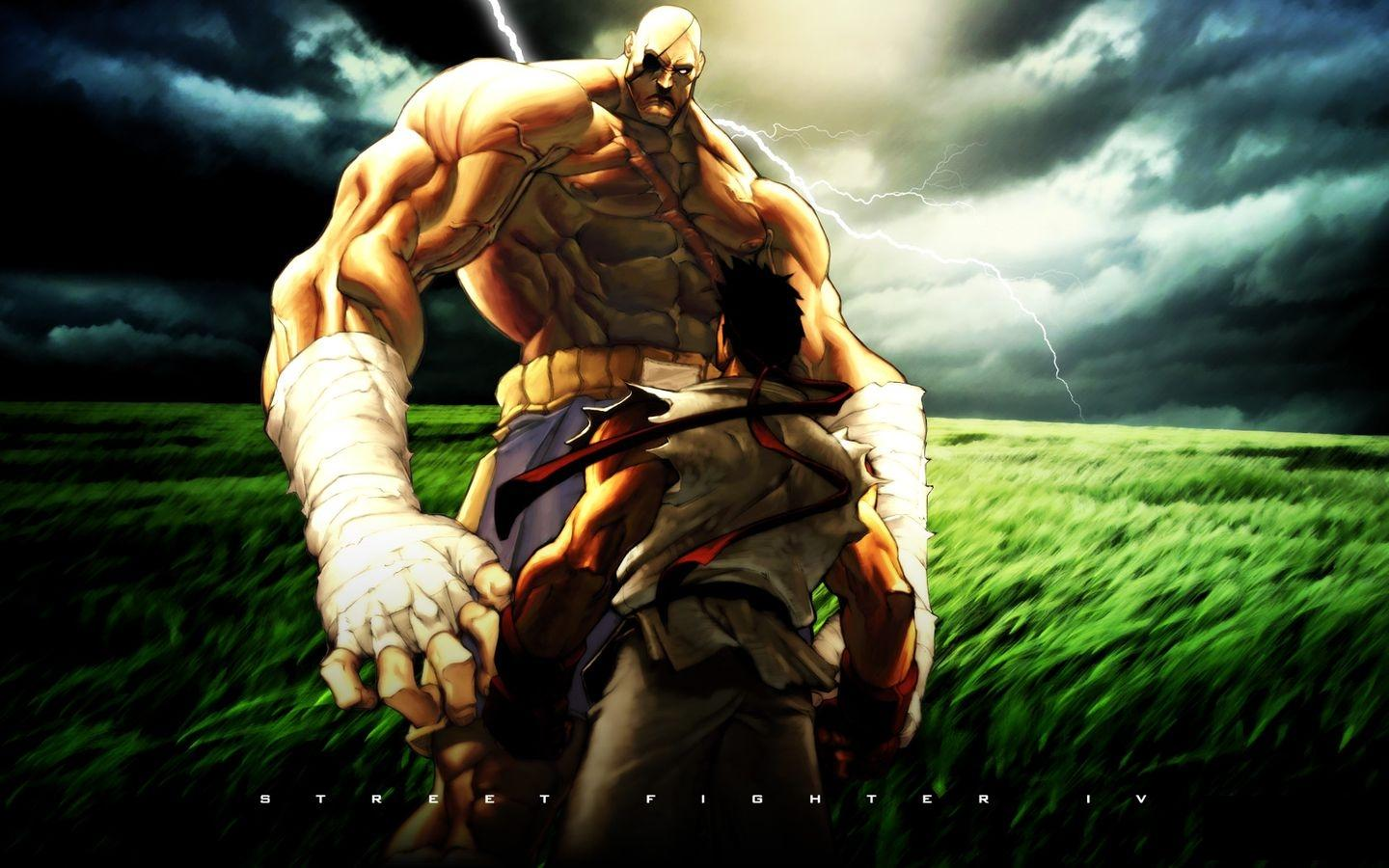 Background image vs img - Street Fighter 4 Sagot Vs Ryu Wallpaper Background Capcom Fighting Game Img Image Picture Pic